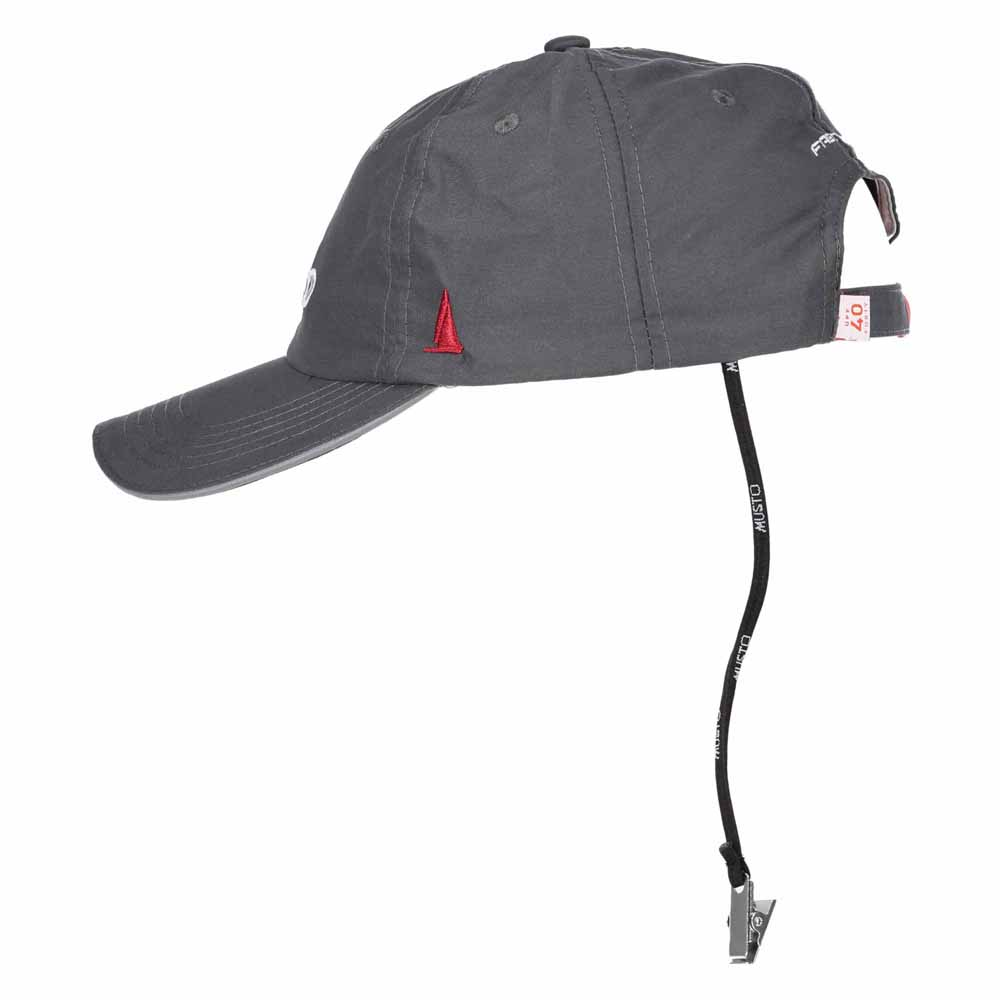 c31552d864d Musto Essential Fast Dry Crew Cap Grey buy and offers on Waveinn
