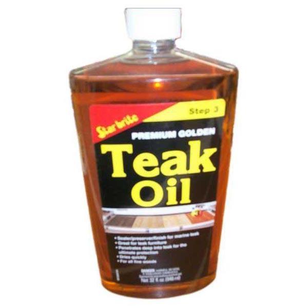 instandhaltung-und-reinigung-starbrite-premium-golden-teak-oil-950