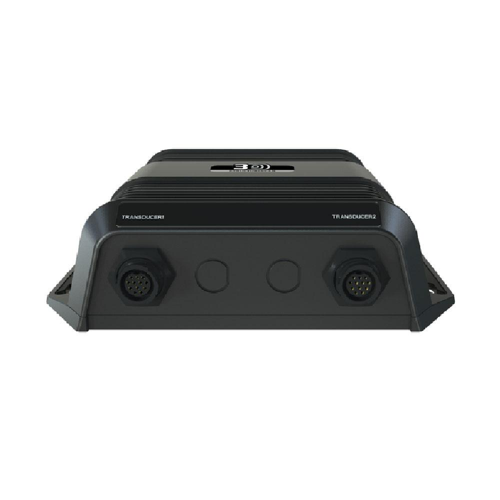 Lowrance HDS-9 Carbon ROW Med/High/3d Bundle