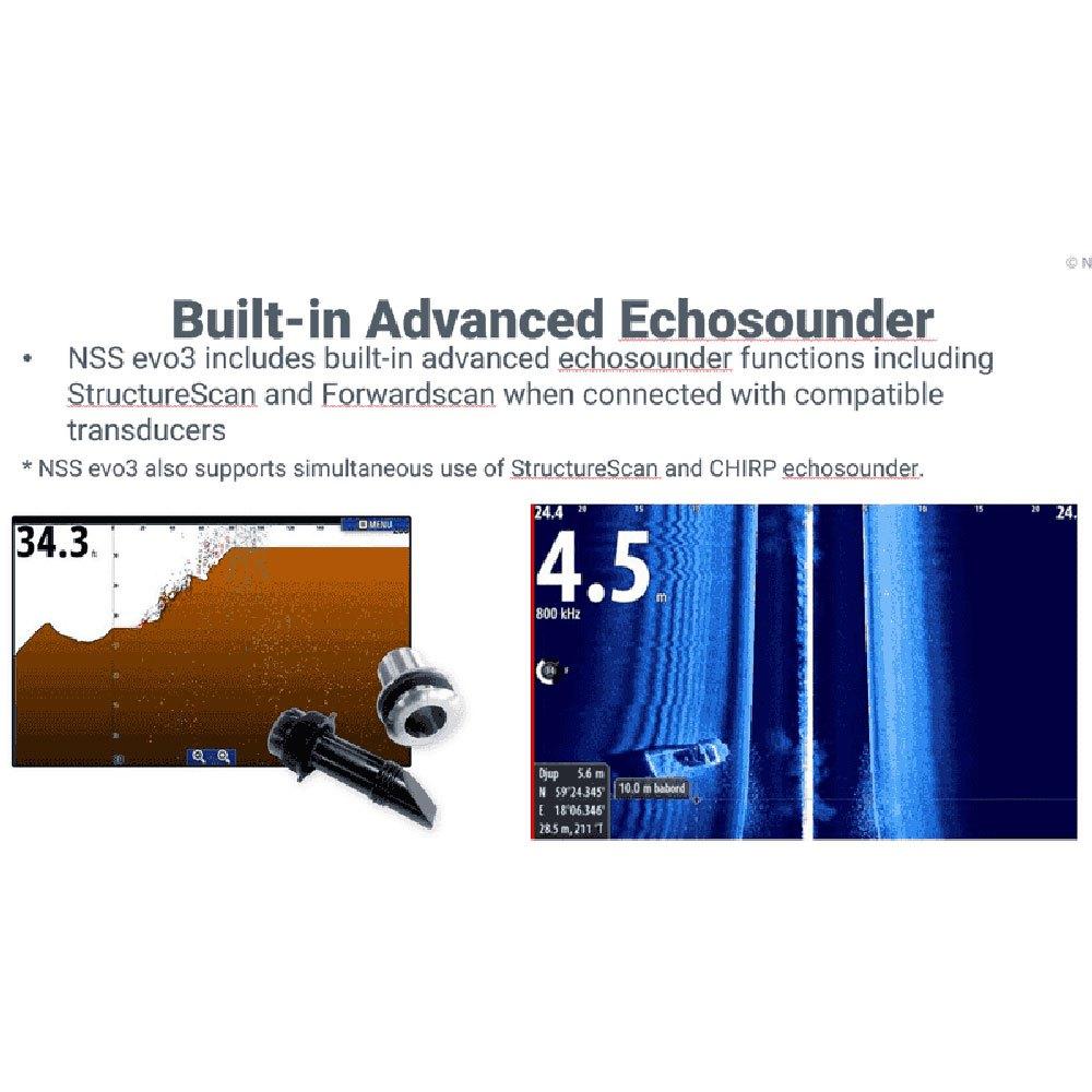 Simrad NSS12 Evo3 World Basemap Kit