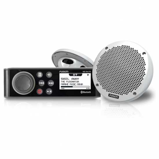 Fusion Entertainment MS-RA70 Marine Entertainment System with Bluetooth Fusion Electronics