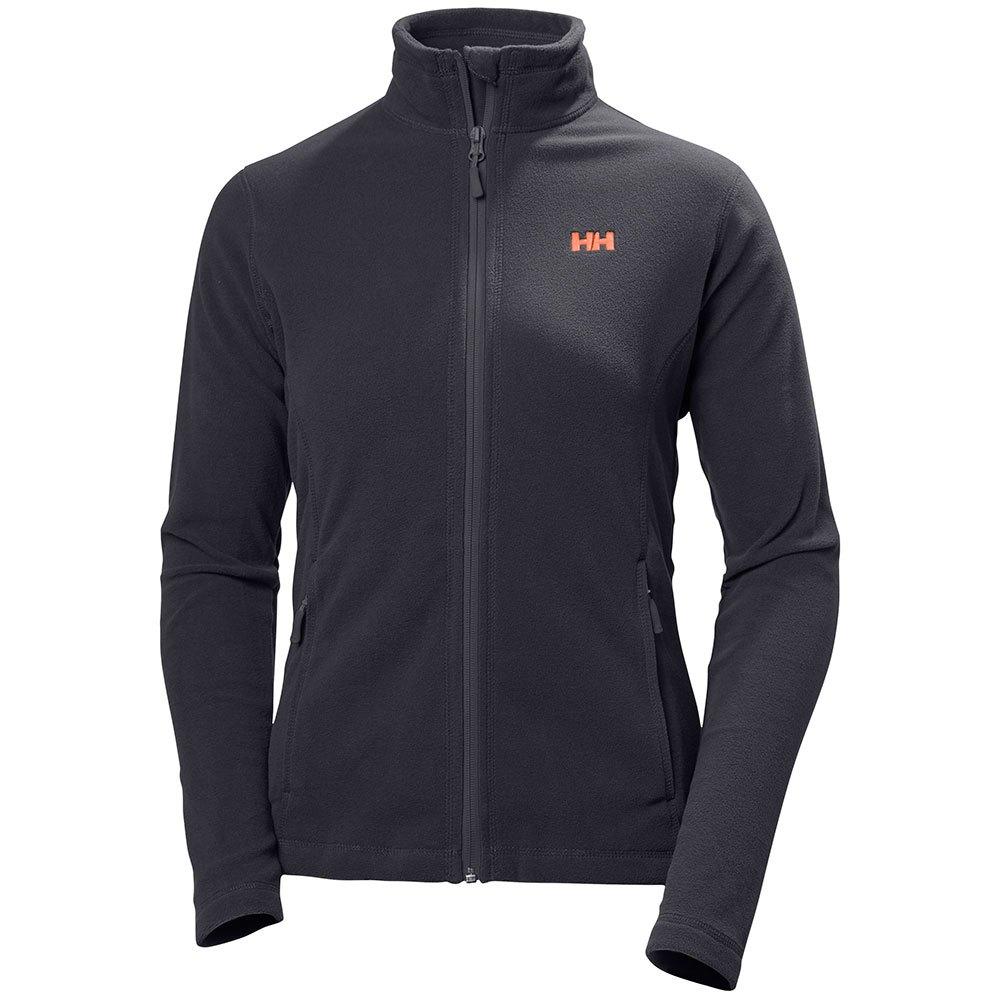 Helly hansen Daybreaker Fleece Musta osta ja tarjouksia f3ade8a119