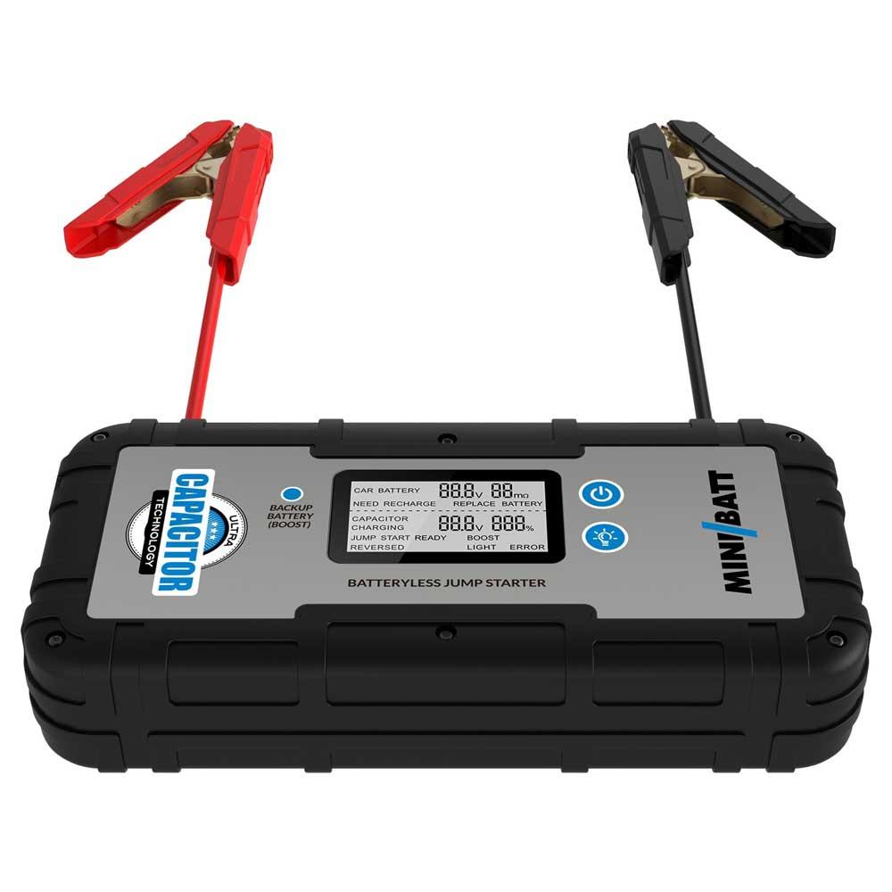 Car Battery Capacitor
