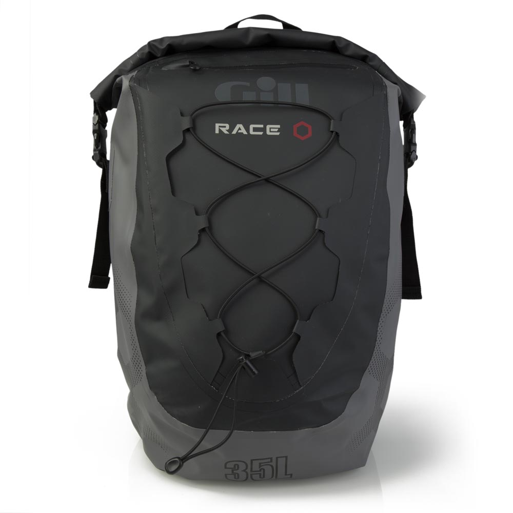 6d617a3bd288 Gill Race Team backpack 35L Black buy and offers on Waveinn