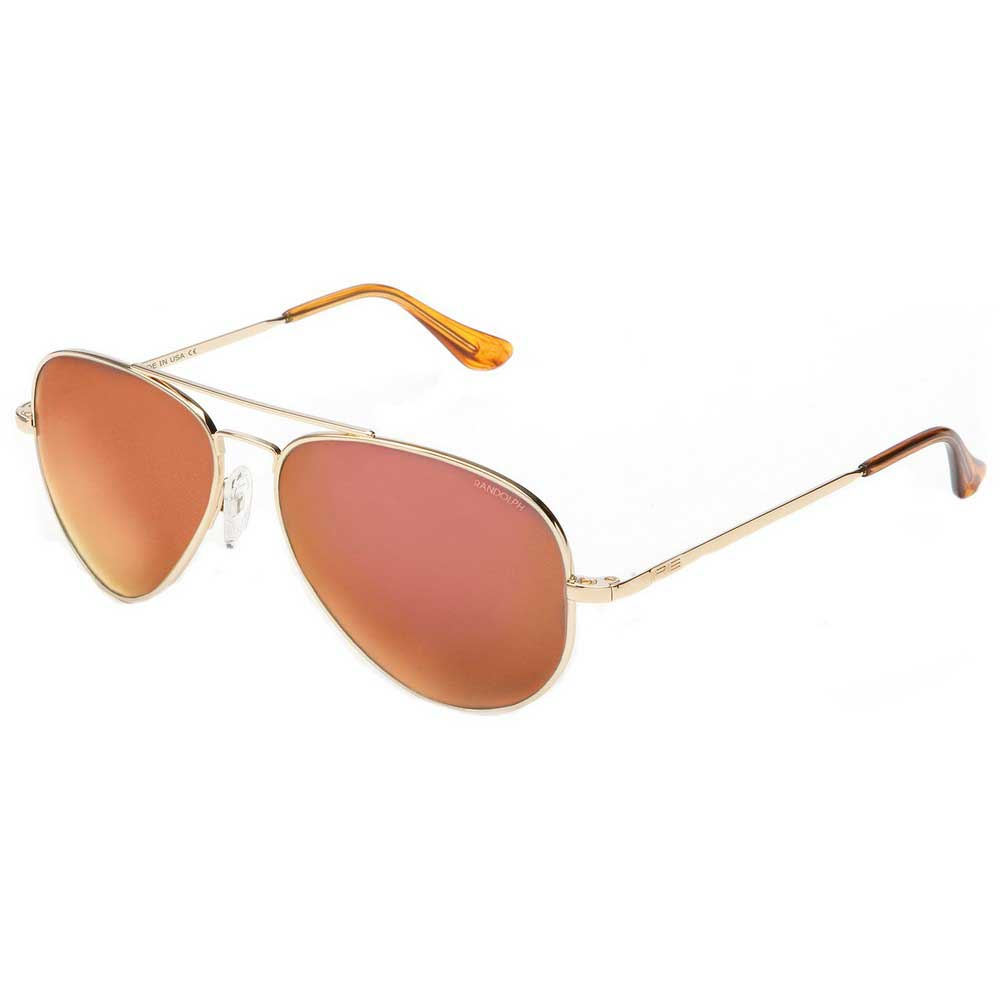 randolph-concorde-57mm-orange-flash-polycarbonate-23k-gold
