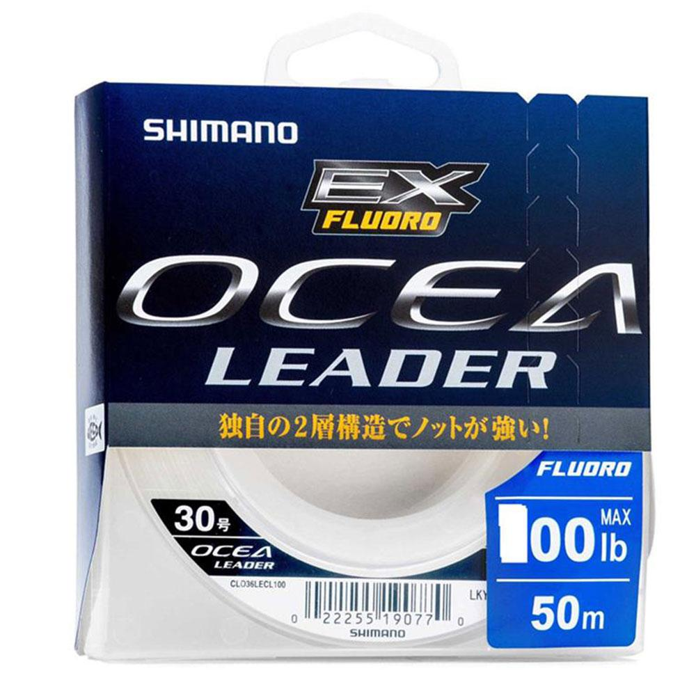 Daiwa Fluorocarbon Leader 50 m 0,18 mm