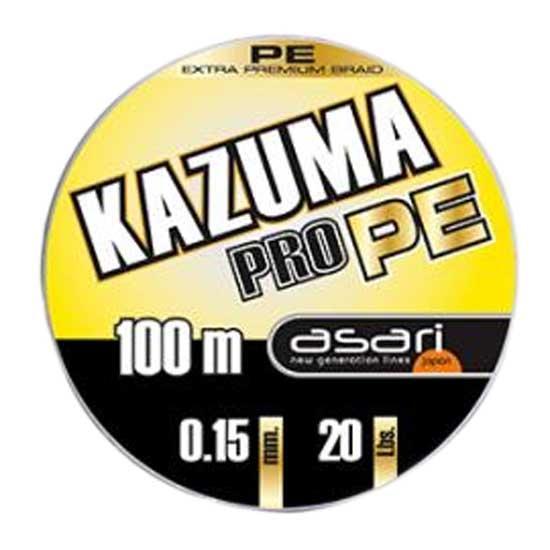 angelschnure-asari-kazuma-pro-pe-100m, 4.45 EUR @ waveinn-deutschland