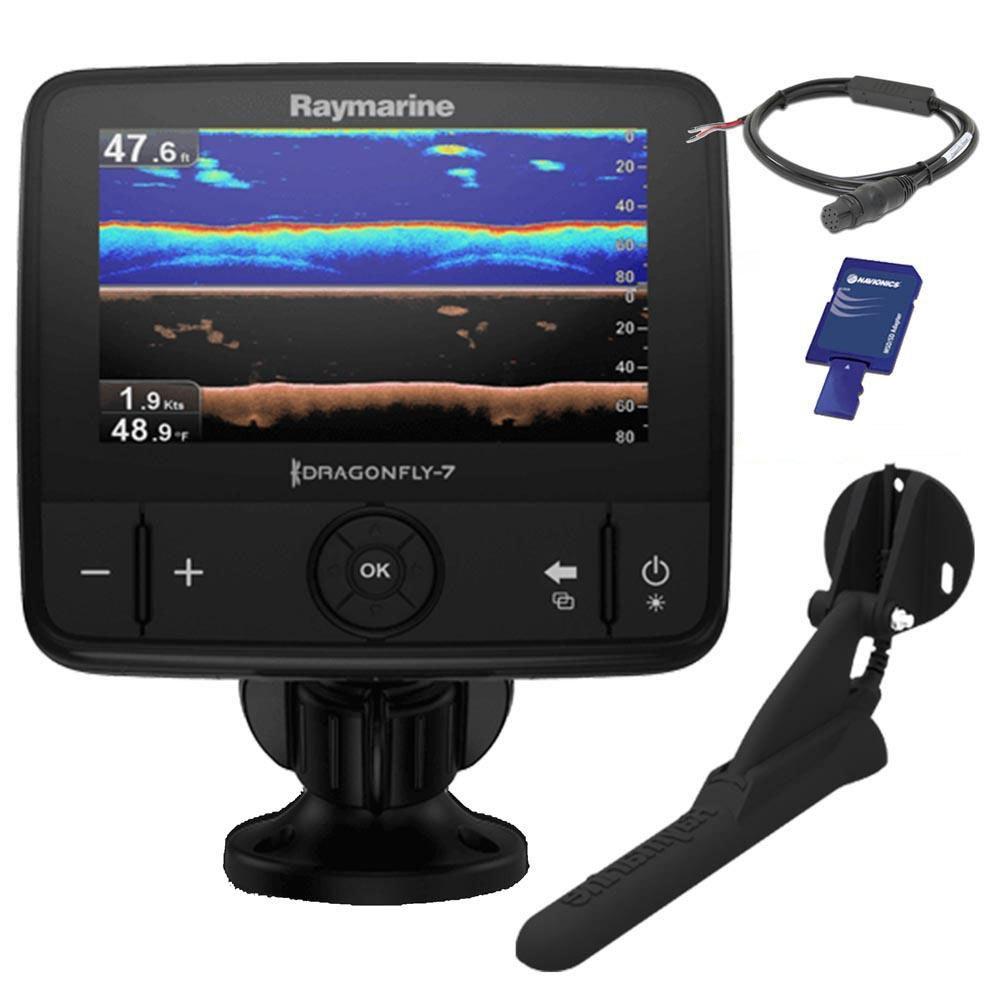 Raymarine Dragonfly 7 Pro Downvision With Navionics EMEA