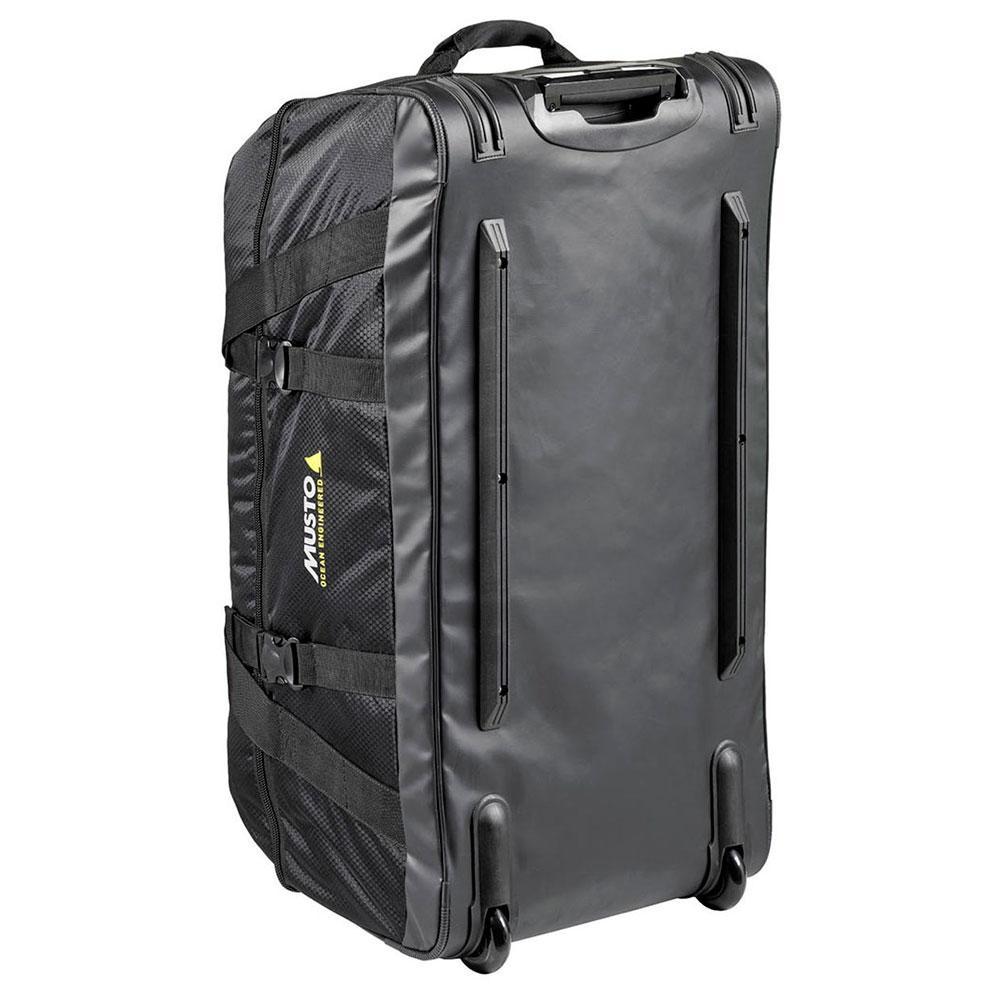 Lightweight Musto Essemtial 85L 85 Litre Capacity Clam Case Black