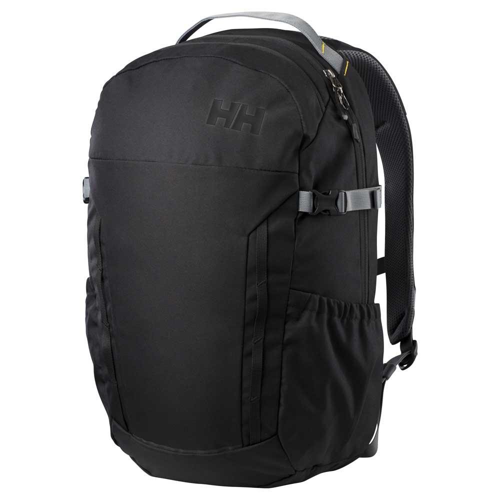 90b1b2ea2a Helly hansen Loke 25L Black buy and offers on Waveinn