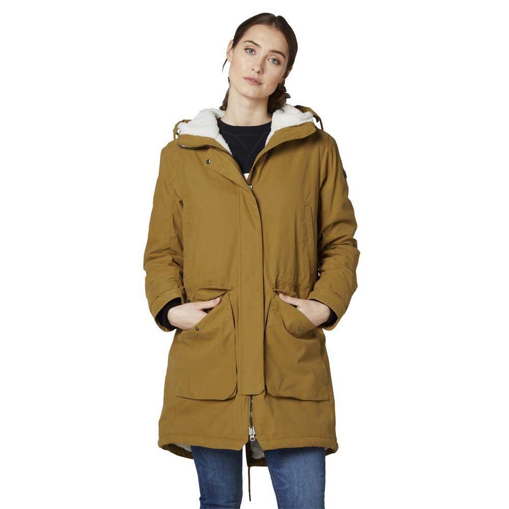 Helly hansen Vega Parka Brown buy and offers on Waveinn dcc222368e