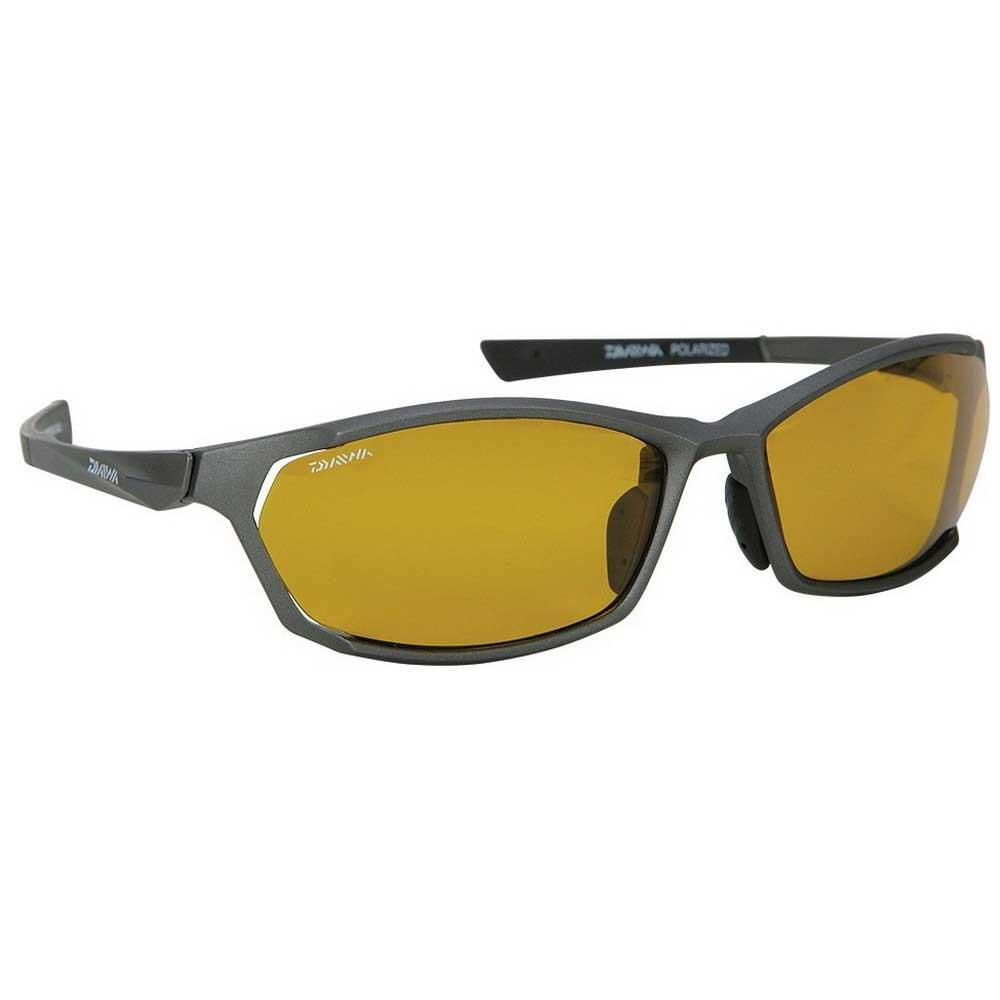 daiwa-polarised-lined-suspended-lenses-yellow-cat2-matt-grey