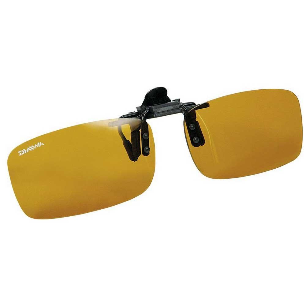 sonnenbrillen-daiwa-polarised-clip-on-4-yellow-cat2-matt-grey