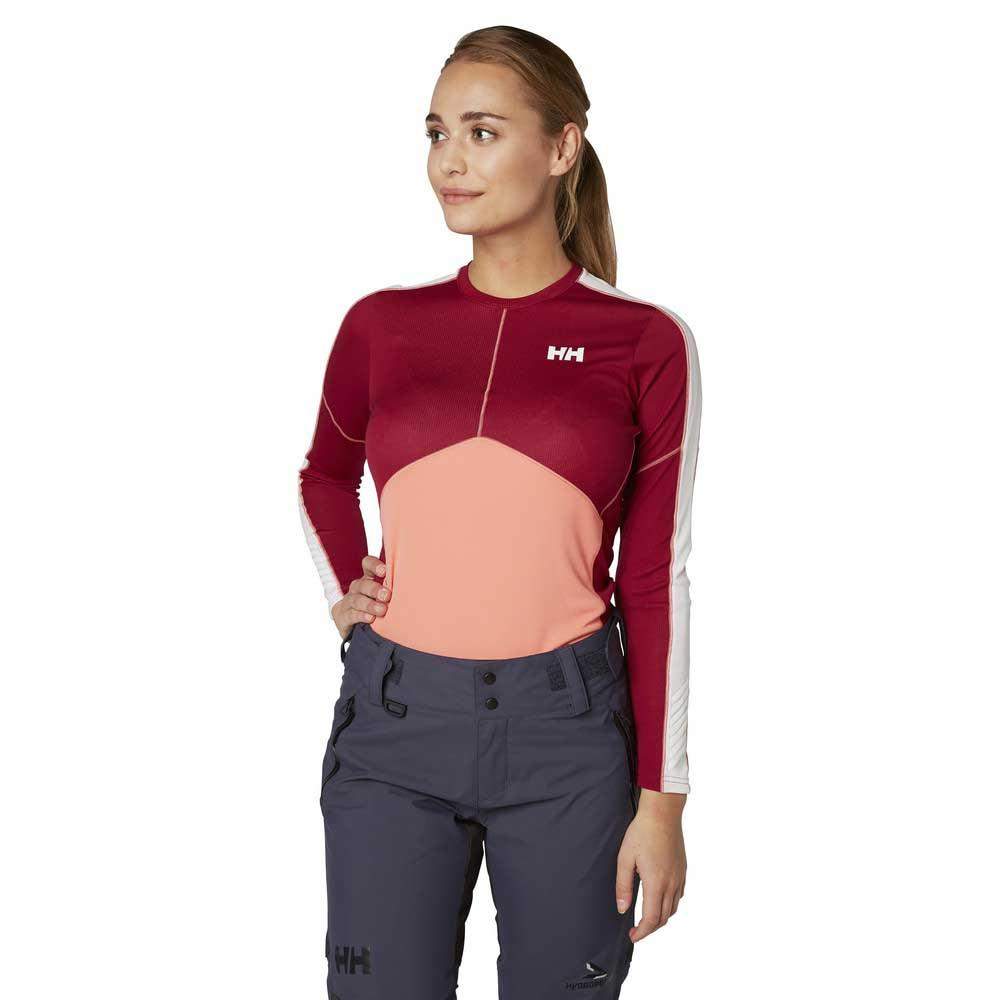 5ab272b32a75f1 Helly hansen Lifa Active Light Pink buy and offers on Waveinn