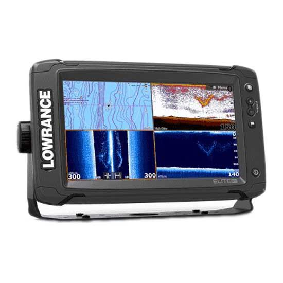 Lowrance Elite-9 Ti ROW TotalScan