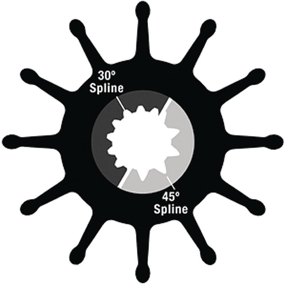 gas-sherwood-impeller-kit-with-o-ring