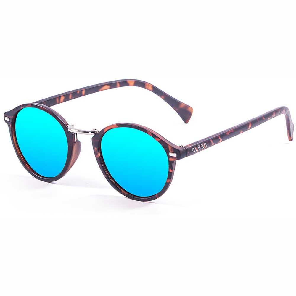 sonnenbrillen-ocean-sunglasses-lille-sky-blue-revo-cat3-demy-brown