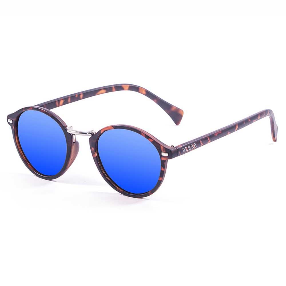 sonnenbrillen-ocean-sunglasses-lille-blue-revo-cat3-demy-brown