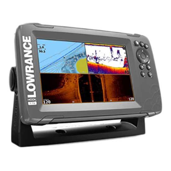Lowrance Hook2-7 TripleShot GPS US Coastal WM/ROW