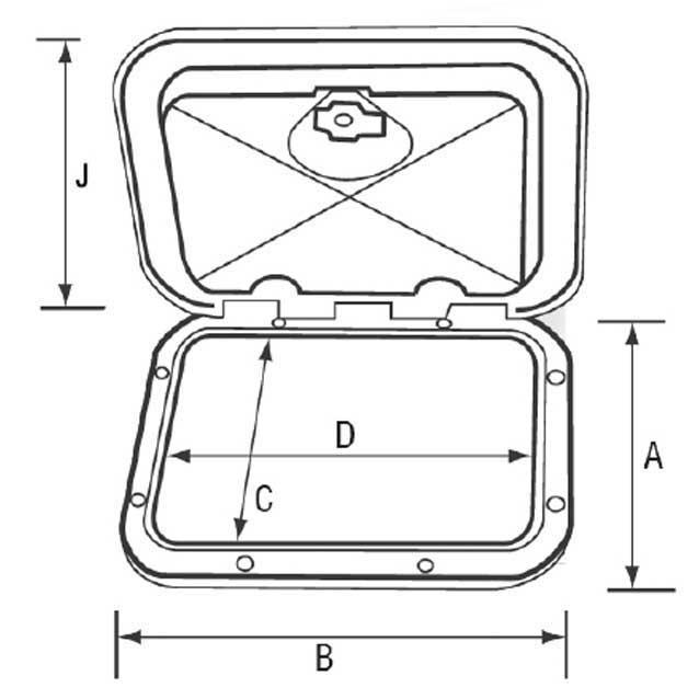 equipement-de-pont-nuova-rade-storage-hatch-for-vhf-radiocd