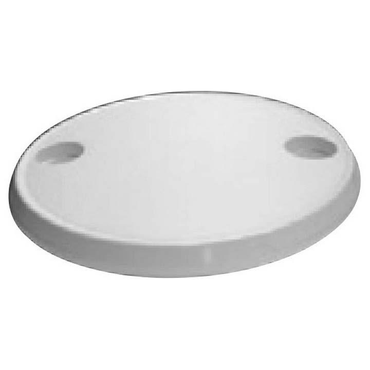 Nuova rade Round Table Top With 2 Glassholders