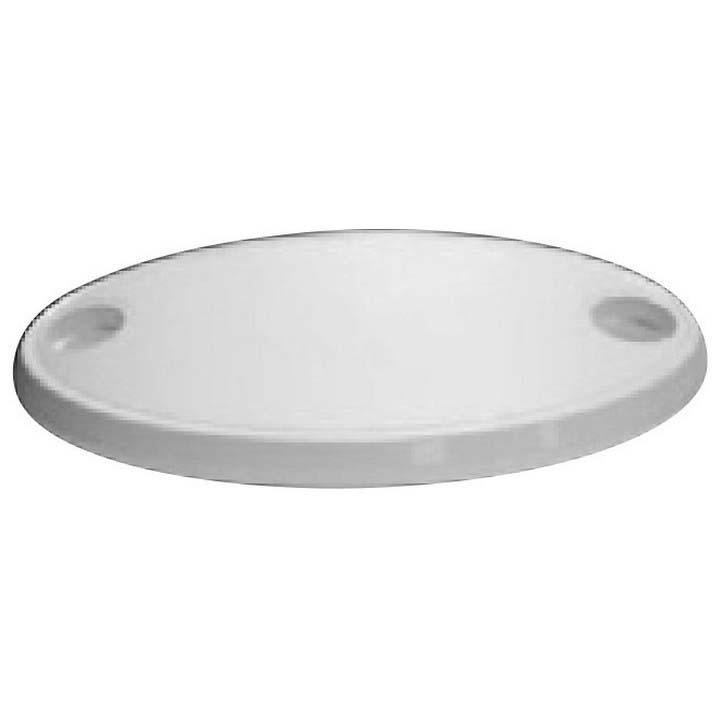 Nuova rade Oval Table Top With 2 Glassholders