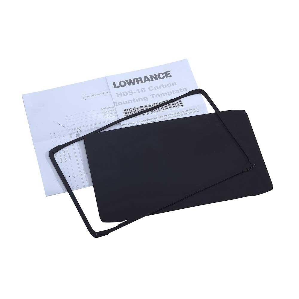 taschen-und-hullen-lowrance-hds-16-carbon-dash-mount-accessory