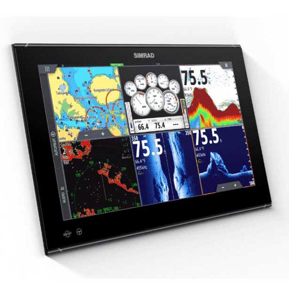 Simrad NSO Evo3 19 Display Black buy and offers on Waveinn