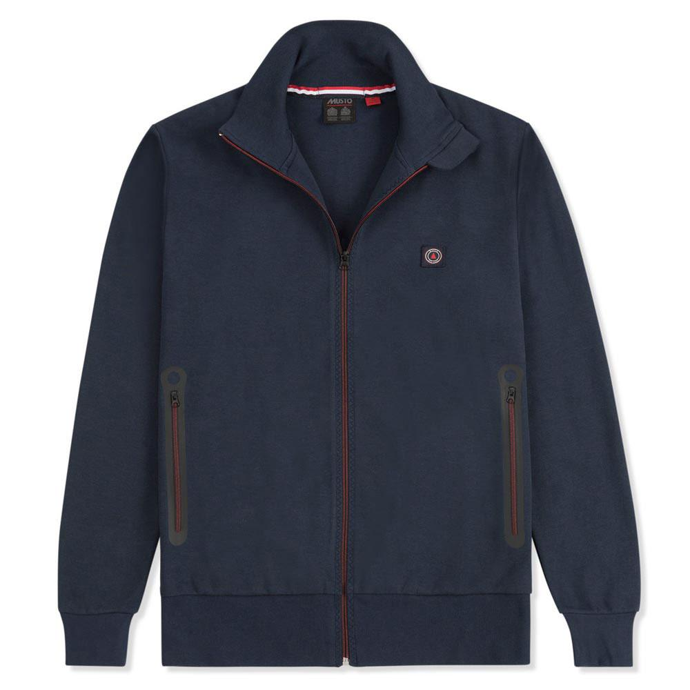 Musto Prow Zip Through