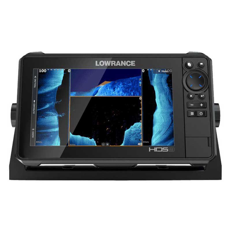 Lowrance HDS-9 Live Active Imaging