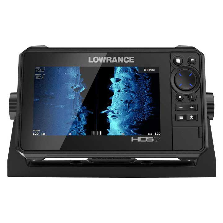 Lowrance HDS-7 Live with Active Imaging 3-in-1 Transducer REMANUFACTURED