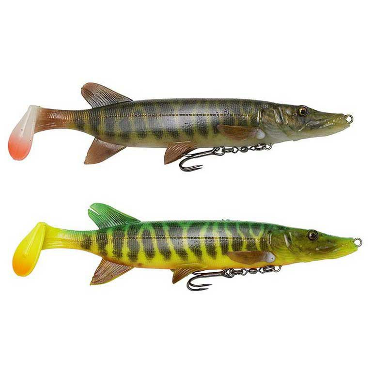 Savage gear 4D Pike Shad SS 200 mm 65 gr