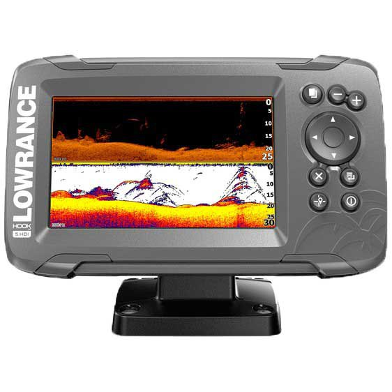 Lowrance Hook2 5 Ice Machine EU