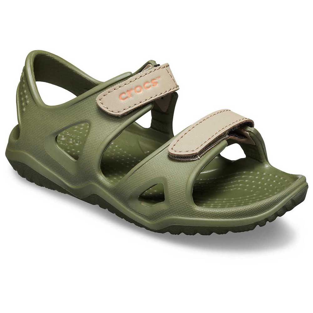 Crocs Swiftwater River Green buy and