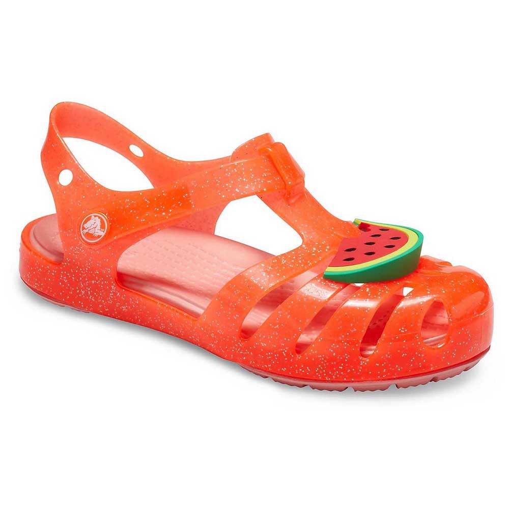 Crocs Isabella Charm Sandal Оранжевый