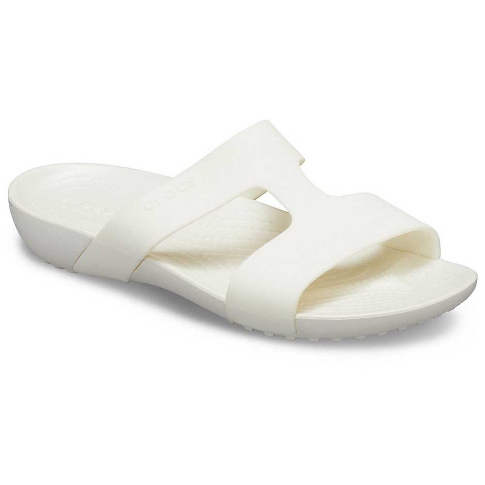 Crocs Serena Slide White buy and offers