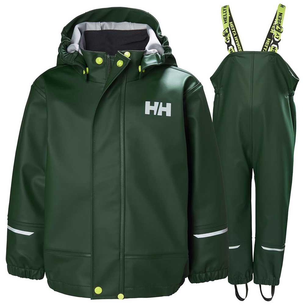 949ad3b1 Helly hansen Moss Pu Rainset Grønn kjøp og tilbud, Waveinn