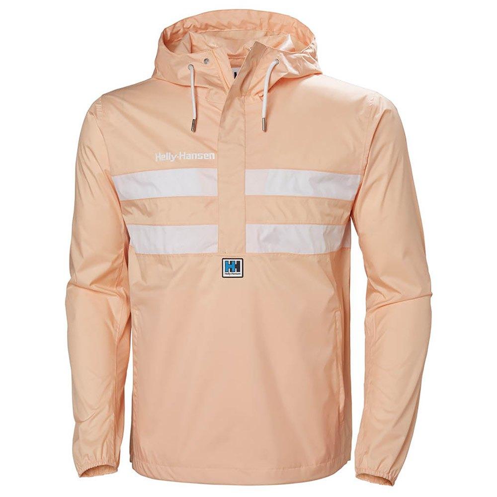 Helly hansen Heritage Anorak Orange buy and offers on Waveinn