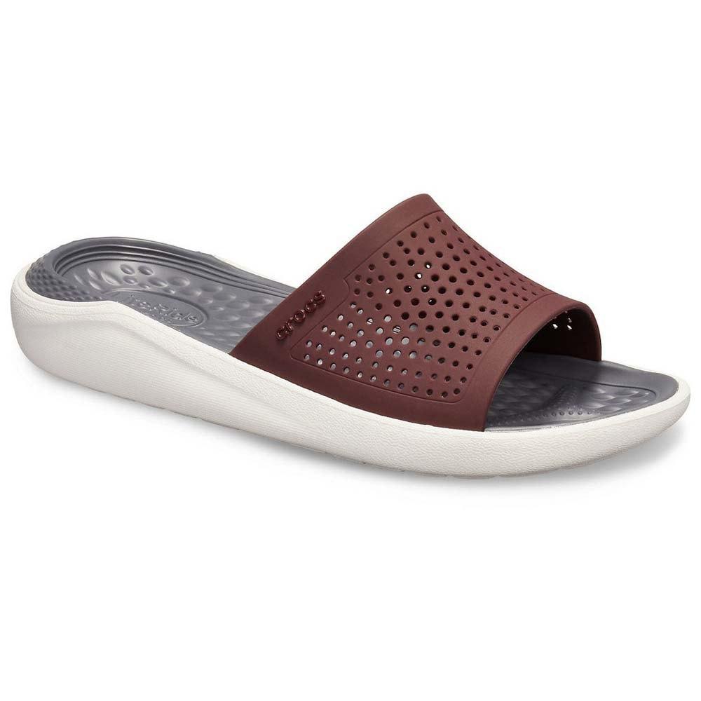 Crocs LiteRide Slide Красный, Waveinn