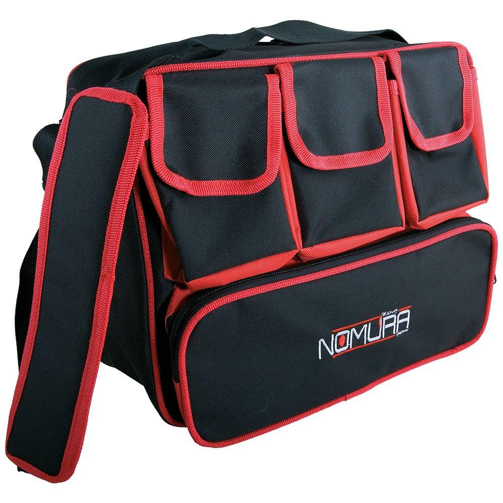 schultertaschen-nomura-narita-fishing-bag-one-size-black