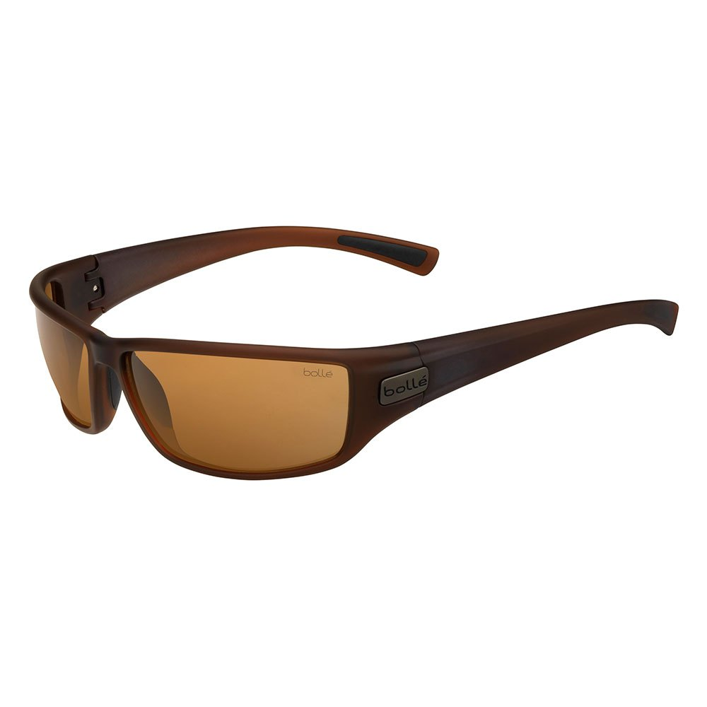 bolle-python-hd-polarized-brown-cat3-matte-transparent-brown