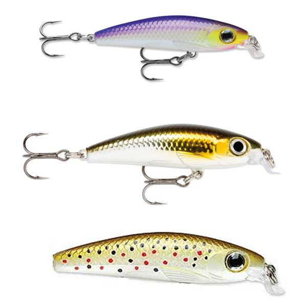 Rapala Ultra Light Minnow 60mm 4 gr