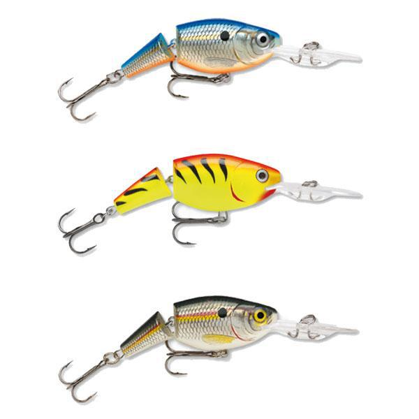 Rapala Jointed Shad Rap 70 mm 13 gr