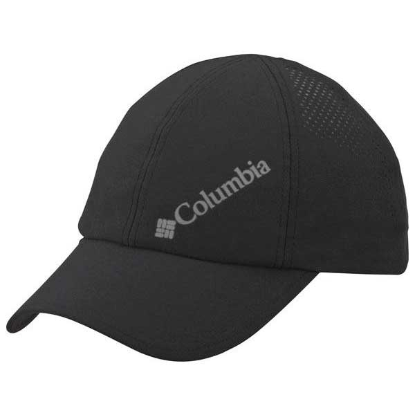 Columbia Silver Ridge Ball Cap II Black 44fdf9b8eb7