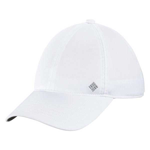 Columbia Coolhead Ballcap III White buy and offers on Waveinn 7345534f7f3a