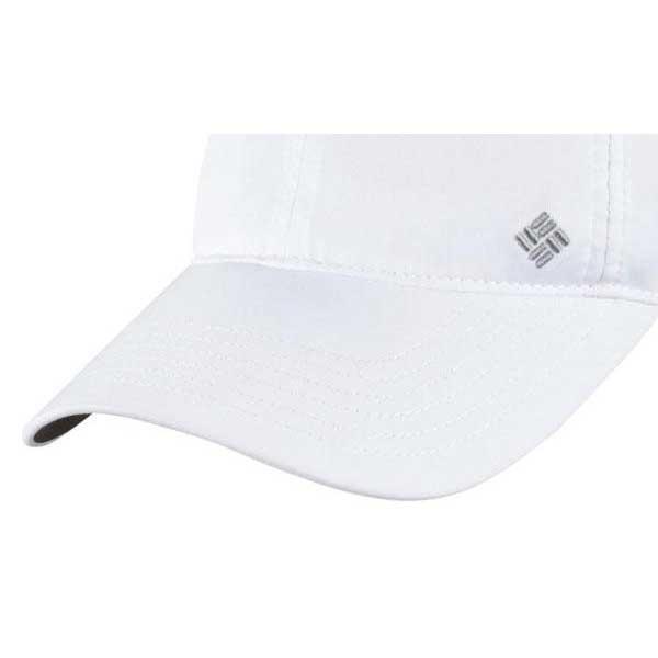 Columbia Coolhead Ballcap III White buy and offers on Waveinn a9fd3e9ae12