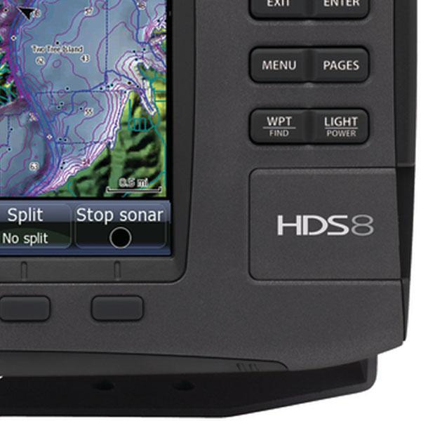 Lowrance HDS 8 SD Card Door