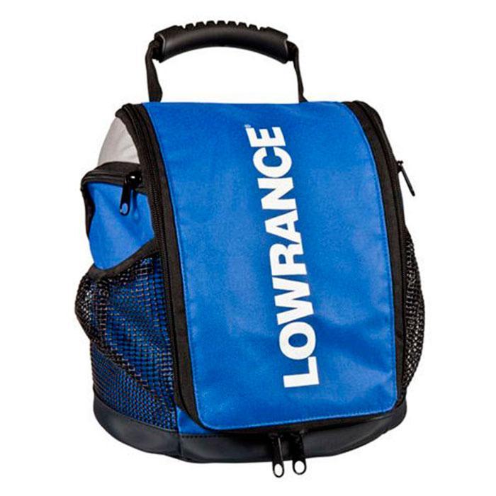 lowrance portabel väska