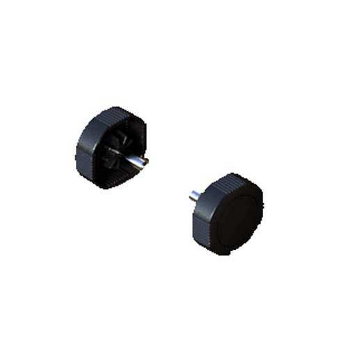 Simrad Bracket Knobs
