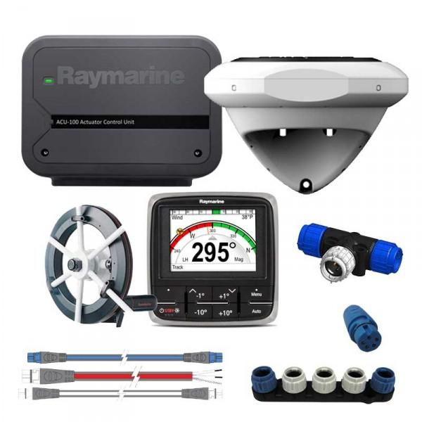 Raymarine EV 100 Wheel Evolution